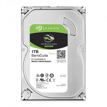 """Жесткий диск 3.5"""" 1TB Seagate (ST1000DM010) - фото 1"""