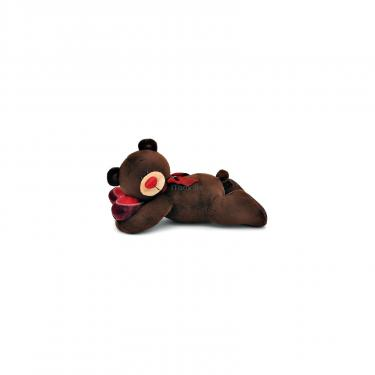 Мягкая игрушка Orange Мишка Choco лежащий 30 см Фото