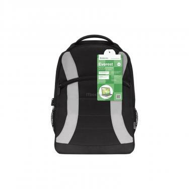 "Рюкзак для ноутбука Defender 15.6"" Everest black (26066) - фото 7"