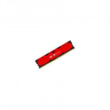 Модуль пам'яті для комп'ютера DDR4 8GB 2400 MHz Iridium Red GOODRAM (IR-R2400D464L15S/8G) - фото 2