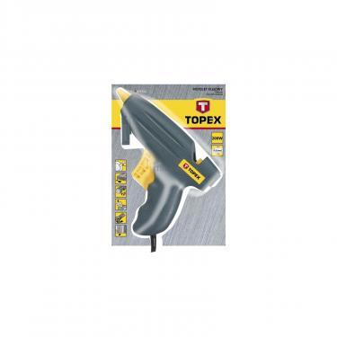 Клеевой пистолет Topex 11 мм, 200Вт (42E521) - фото 2