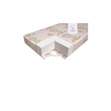 Матрац для дитячого ліжечка Верес Hollowfiber+ 10 см (50.2.02) - фото 1