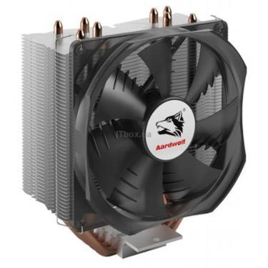 Кулер для процессора АARDWOLF OPTIMA 10X (APF-10XOPT-120LED) - фото 1