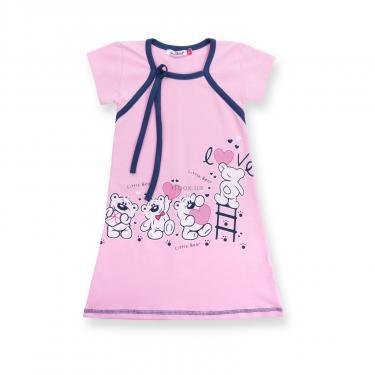 "Піжама Matilda и халат с мишками ""Love"" (7445-176G-pink) - фото 3"