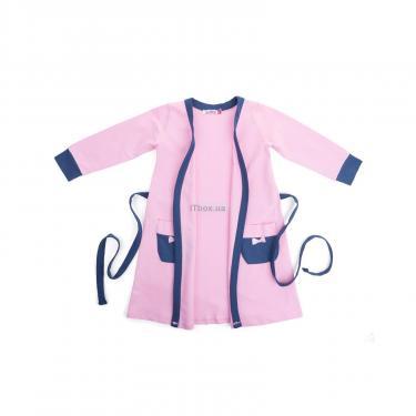 "Піжама Matilda и халат с мишками ""Love"" (7445-176G-pink) - фото 4"