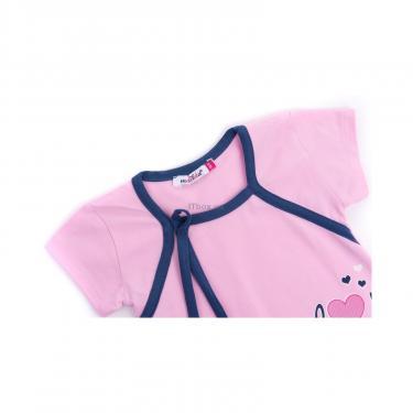 "Піжама Matilda и халат с мишками ""Love"" (7445-176G-pink) - фото 6"