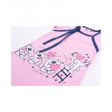 "Піжама Matilda и халат с мишками ""Love"" (7445-176G-pink) - фото 8"