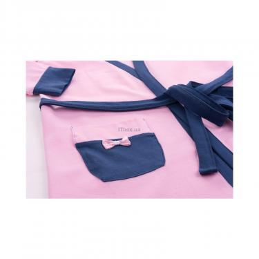 "Піжама Matilda и халат с мишками ""Love"" (7445-176G-pink) - фото 9"