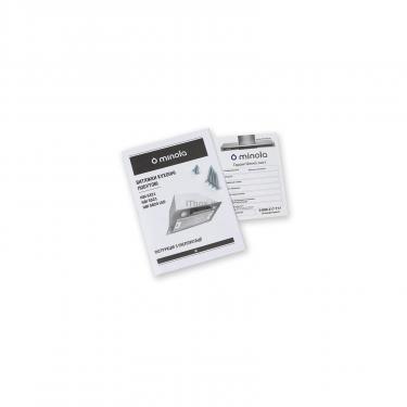 Вытяжка кухонная MINOLA HBI 5321 WH 750 - фото 3