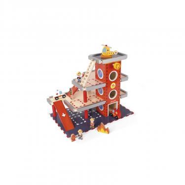 Игровой набор Janod Пожарная станция Фото 1