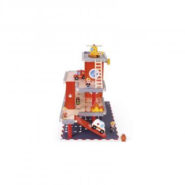 Игровой набор Janod Пожарная станция Фото 2