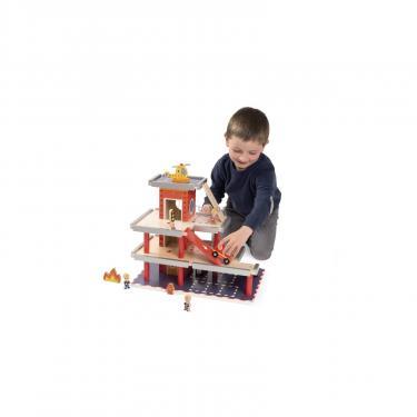 Игровой набор Janod Пожарная станция Фото 3