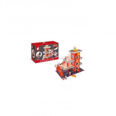 Игровой набор Janod Пожарная станция Фото 4