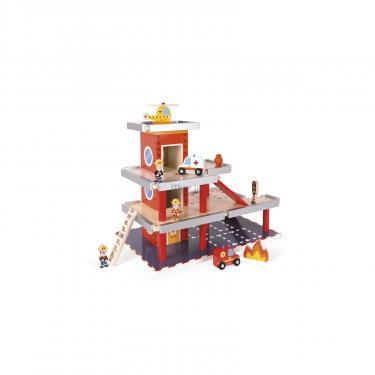 Игровой набор Janod Пожарная станция Фото