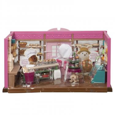 Игровой набор Li'l Woodzeez Пекарня Фото 2