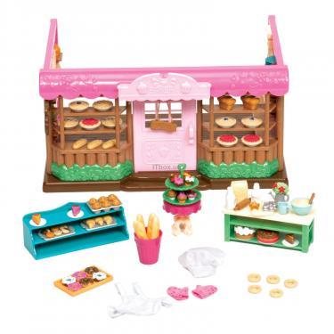 Игровой набор Li'l Woodzeez Пекарня Фото