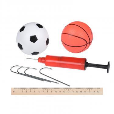 Игровой набор Same Toy X-Sports Ворота футбольные с баскетбольным кольцом Фото 1