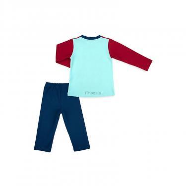 "Пижама Matilda ""CAMPUS"" (7500-116B-blue) - фото 4"