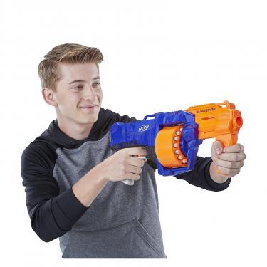 Игрушечное оружие Hasbro Nerf ЭЛИТ Сёрджфайр (бластер) Фото 4