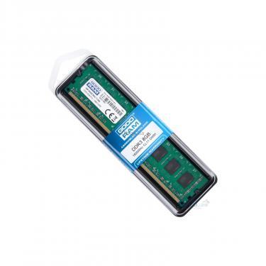 Модуль пам'яті для комп'ютера DDR3 8GB 1600 MHz GOODRAM (GR1600D364L11/8G) - фото 1