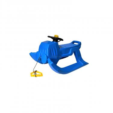 Санки Prosperplast JEEPP CONTROL Синие (5905197190907) - фото 1