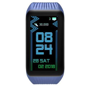 Фитнес браслет Nomi SB-22 Blue - фото 6