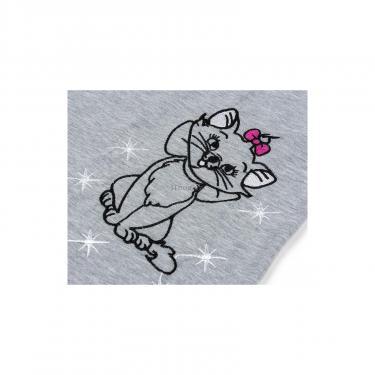 Пижама Matilda с котом (7364-128G-gray) - фото 5