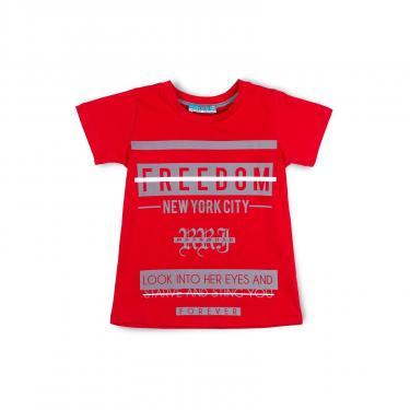 "Пижама Matilda ""FREEDOM"" (7742-122B-red) - фото 2"
