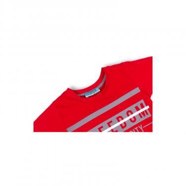 "Пижама Matilda ""FREEDOM"" (7742-122B-red) - фото 7"