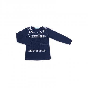"""Пижама Matilda """"CHAMPIONS"""" (9007-164B-blue) - фото 2"""