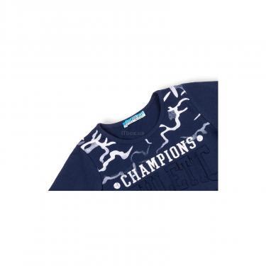"""Пижама Matilda """"CHAMPIONS"""" (9007-164B-blue) - фото 7"""