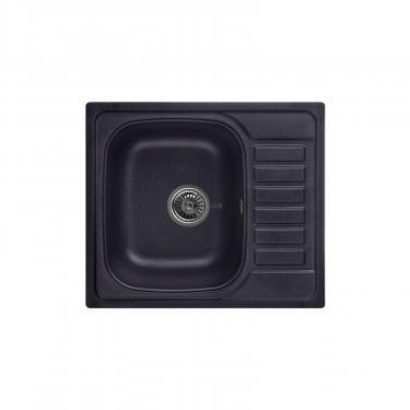 Мойка кухонная Minola MPG 1145-58 Черный Фото