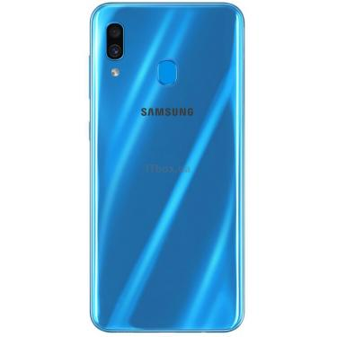Мобільний телефон Samsung SM-A305F/32 (Galaxy A30 32Gb) Blue (SM-A305FZBUSEK) - фото 2