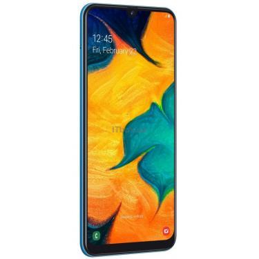 Мобільний телефон Samsung SM-A305F/32 (Galaxy A30 32Gb) Blue (SM-A305FZBUSEK) - фото 5