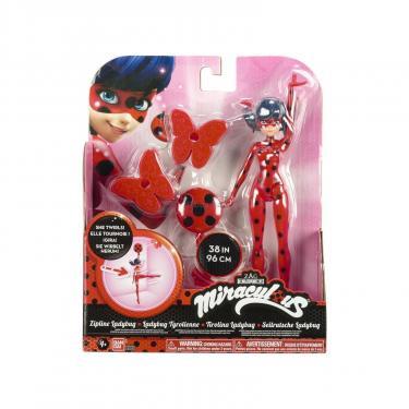 Кукла Miraculous Леди Баг и Супер Кот Невероятній полет 19 см с акс Фото 2