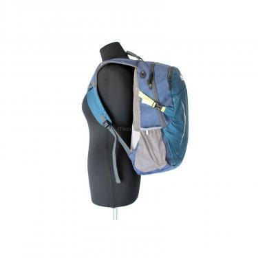 Рюкзак Tramp Crossroad синий 28л (TRP-035-blue) - фото 4