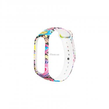 Ремінець до фітнес браслета Xiaomi Mi Band 3 Rainbow (8) (70490) - фото 1