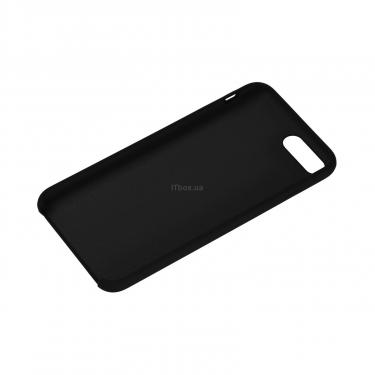 Чехол для моб. телефона 2E Apple iPhone 7/8 Plus, Liquid Silicone, Black (2E-IPH-7/8P-NKSLS-BK) - фото 2