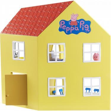 Игровой набор Peppa Дом семьи Пеппы Фото 1