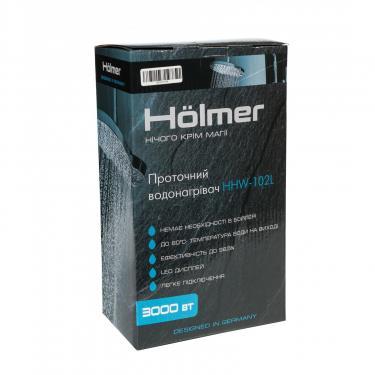Проточний водонагрівач Hölmer HHW-102L - фото 4