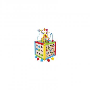 Развивающая игрушка Viga Toys Занимательный кубик (58506) - фото 2