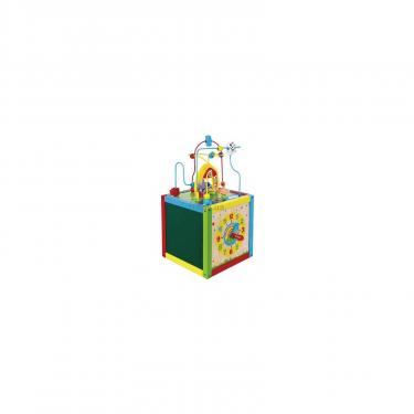 Развивающая игрушка Viga Toys Занимательный кубик (58506) - фото 1