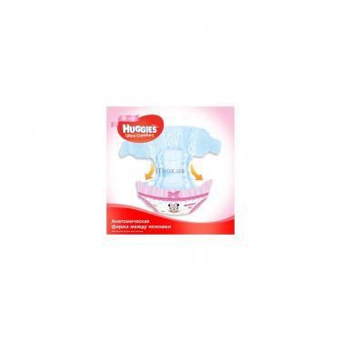 Подгузник Huggies Ultra Comfort 3 Mega для девочек (5-9 кг) 160 шт (80x2) (5029054218082) - фото 6