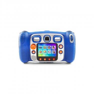 Интерактивная игрушка VTech Детская цифровая фотокамера Kidizoom Duo Blue Фото 1