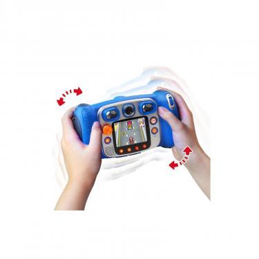 Интерактивная игрушка VTech Детская цифровая фотокамера Kidizoom Duo Blue Фото 2