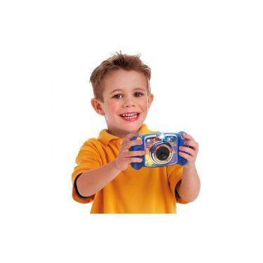 Интерактивная игрушка VTech Детская цифровая фотокамера Kidizoom Duo Blue Фото 3