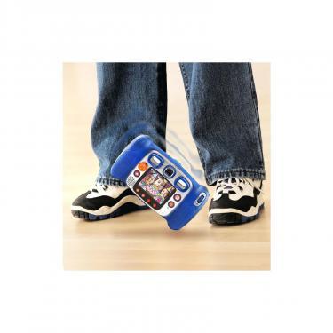 Интерактивная игрушка VTech Детская цифровая фотокамера Kidizoom Duo Blue Фото 4