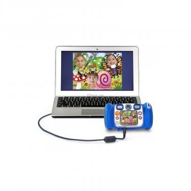 Интерактивная игрушка VTech Детская цифровая фотокамера Kidizoom Duo Blue Фото 5