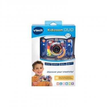 Интерактивная игрушка VTech Детская цифровая фотокамера Kidizoom Duo Blue Фото 6