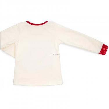 Пижама Matilda флисовая со шляпкой (9110-3-122G-red) - фото 5